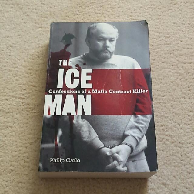 The Ice Man By Phillip Carlo