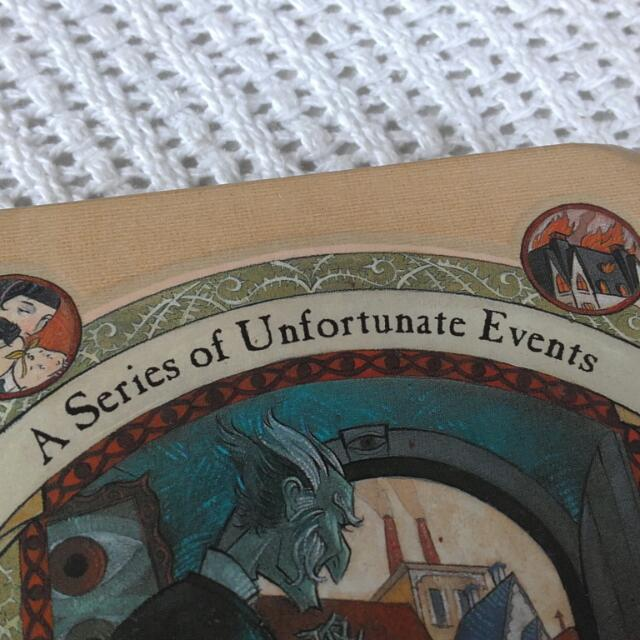 The Series Of Unfortunate Events Series + 2 Add On Books