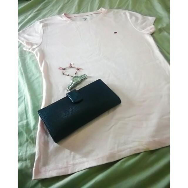 Original Tommy Girl Pink Shirt