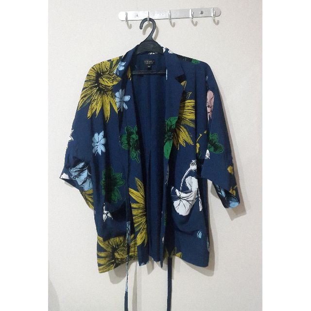 Topshop Kimono Outerwear