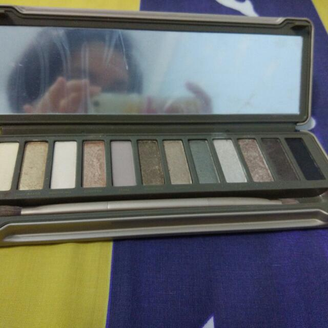 Urban Decay! Naked Pallette 2