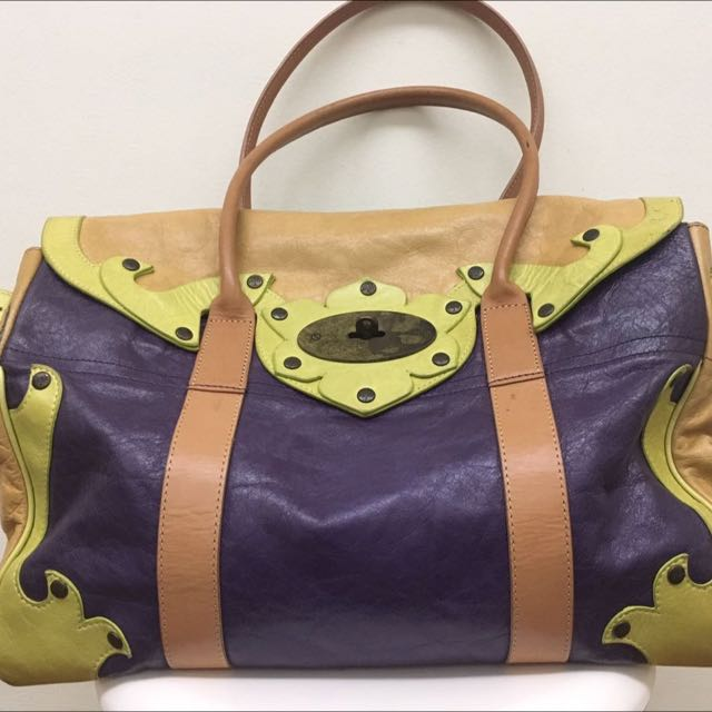 Vintage Mulberry Darwin Bag