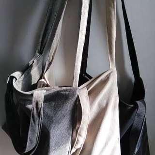 單(雙)燈芯絨肩背包包