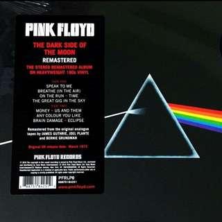 """黑膠唱片Pink Floyd - Dark Side Of The Moon 12""""LP"""