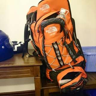 North Face Backpack 120L