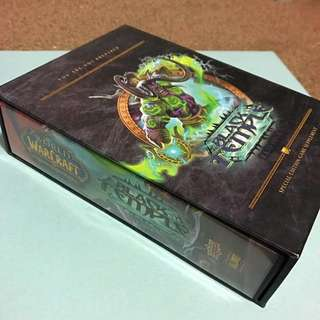 Upper Deck World of Warcraft 'Black Temple' Raid Deck-Special Edition Game Supplement