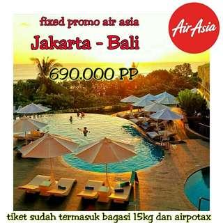 Tiket Pesawat Promo Jakarta Bali