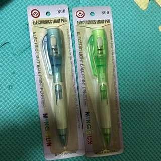 Led燈原子筆