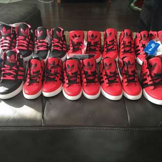 ** BRAND-NEW ADIDAS SHOES FOR BOTH BOYS & GIRLS**