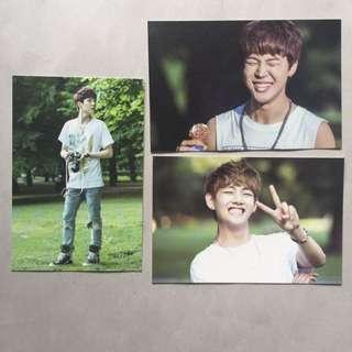 BTS 2nd Muster Zip Code 17520 Official Photo Card Jimin V Suga