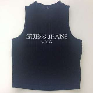 Guess Jeans Cropped Top