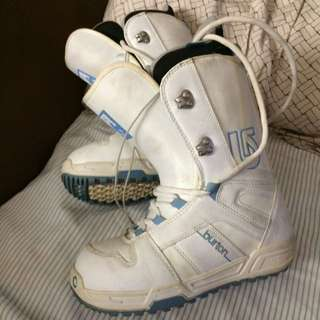 Women's Burton Snowboard Boots