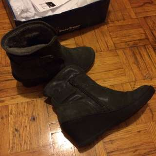 Comfy Ankle Boots