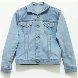 Jaket Denim ( Jacket Jeans )