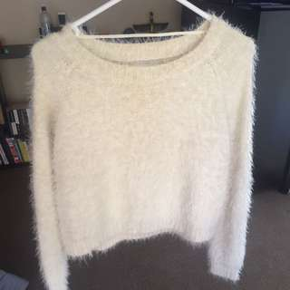 Cotton On Cropped Jumper