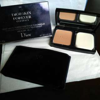 Diorskin Compact Foundation