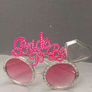 Brides To Be Glasses
