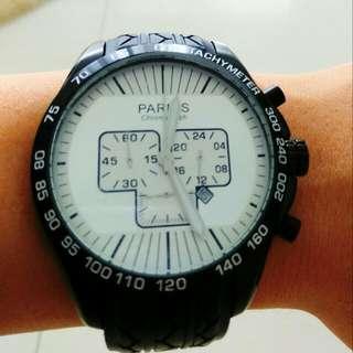 Free Shipping ✈48mm Japanese Quartz Full Movement, Chronograph Big Face Watch