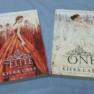 Kierra Cass books