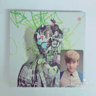[KPOP ALBUM] SHINEE - MISCONCEPTIONS OF YOU