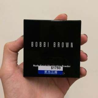 (免運有蝦皮)BOBBI BROWN彷若裸膚蜜粉餅#Bare