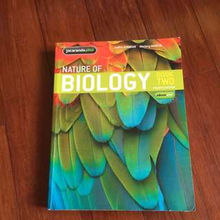 Nature Of Biology Book Two 4th Edition