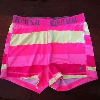 Size Medium Colourful Bike Shorts Cotton On Body