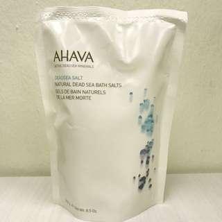 AHAVA Dead Sea Bath Salt