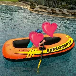 Explorer 200 充氣艇