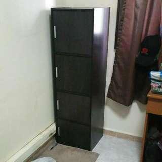 Cabinet 136cm(h) X 40cm(w) X 40cm (L)