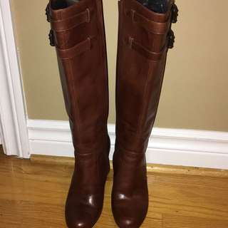 EUC Cole Haan Tall Boots - Size 6.