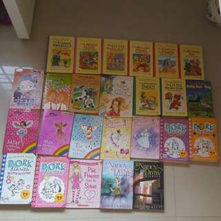 Story Books Suitable For Kids Aged 7-12