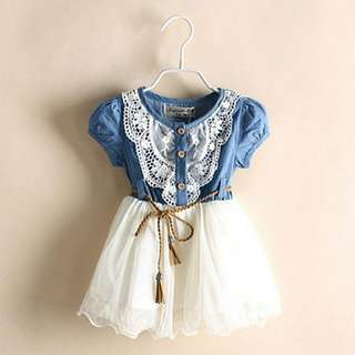 WAS $20, PRICE REDUCED TO $12 DUE TO STOCK CLEARANCE. Cowgirl Dress