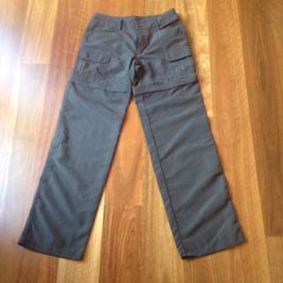 Kathmandu Hiking Pants/shorts