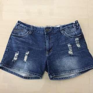 Gaudi Hotpants Size XL