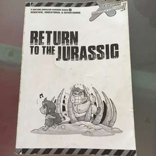 X-Venture Xplorers : Return Of The Jurassic