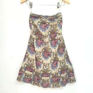 PULL AND BEAR vintage dress