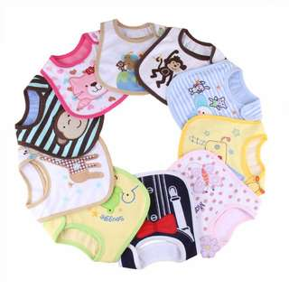 BN Baby Bibs - 3D Embroidery