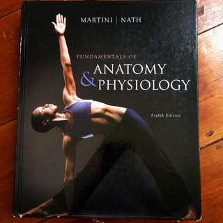 Fundamentals Of Anatomy & Physiology by Martini&Nath