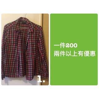 [二手]夏衣洋裝外套出清 一件200元