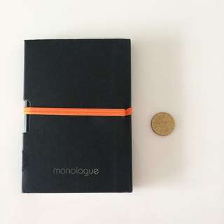 Small Ruled Notebook