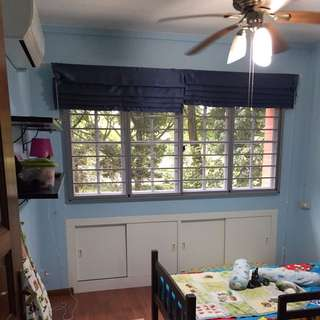 Common bedroom In Pasir Ris! No Owner Staying!