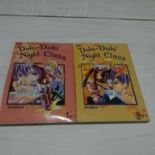 Doki-Doki Night Class 1-2 (Complete)