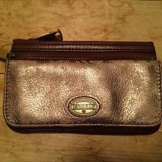 Fossil Carry-All Mini Wallet