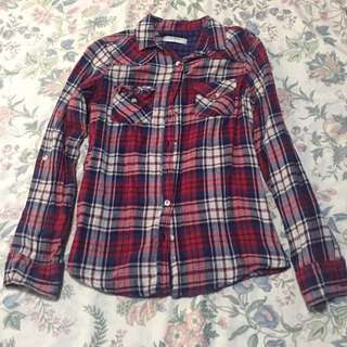 Springfield Button Down Long Sleeves