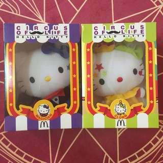 麥當勞 Hello Kitty 娃娃 玩偶