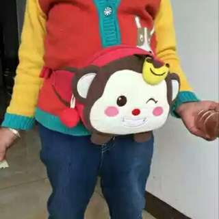 Cute money waist bag for kid