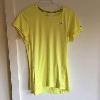 Womans Nike Dri Fit Tshirt