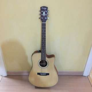 Swing Acoustic/electric Guitar