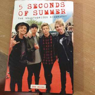 5 SECONDS OF SUMMER BIOGRAPHY